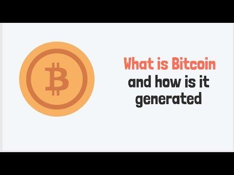 Bitcoin supaprastinta paaiškinimas