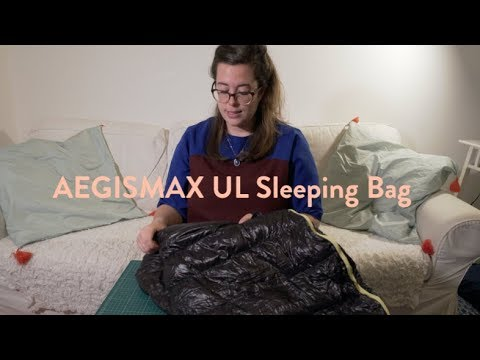 Unboxing + Review: Aegismax UL down sleeping bag