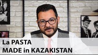 LA PASTA MADE IN KAZAKISTAN