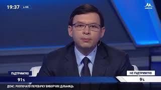 Мураев: США видят, что воруют наши политики, но им это выгодно