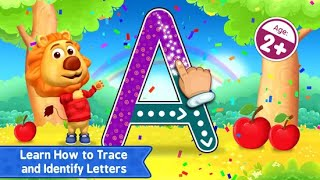 ABC Kids Tracing Phonics RV AppStudios Educational Education Games Android Gameplay Video