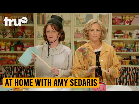 At Home with Amy Sedaris - A Prayer for Crafts (ft. Rachel Dratch) | truTV
