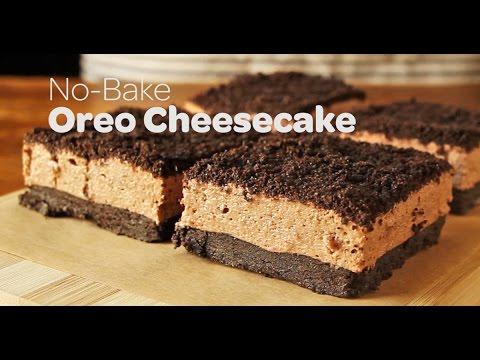 No-Bake Oreo Cheesecake Recipe   Yummy Ph
