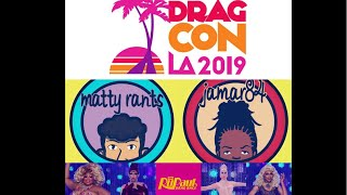 After Thoughts Live: RPDR Top 4 & DragCon LA 2019