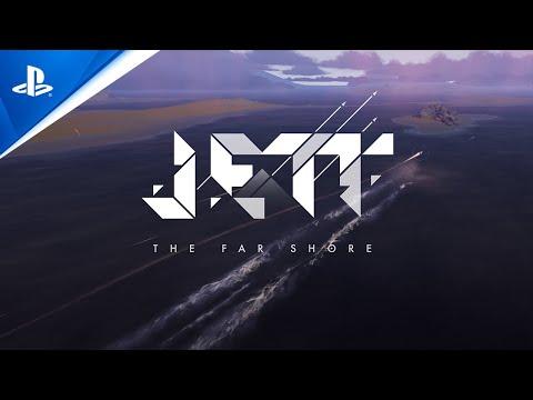 Gameplay Trailer   PS5, PS4 de JETT: The Far Shore