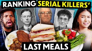 Trying Serial Killers and Murderers Last Meals | People Vs. Food