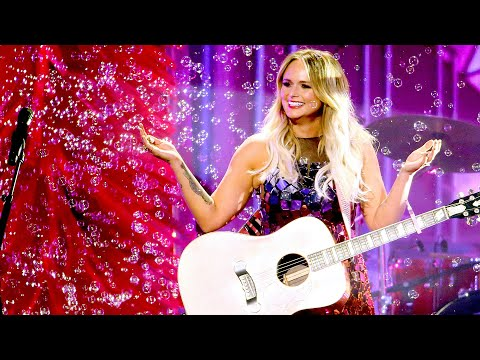 Miranda Lambert Gets Sudsy During CMA Performance of 'It All Comes Out In the Wash'