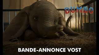 Dumbo (2019) | Bande-Annonce VOST | Disney BE