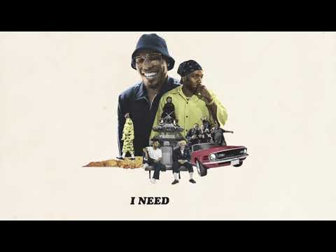 Anderson .Paak - TINTS Ft. Kendrick Lamar (Official Lyric Video)