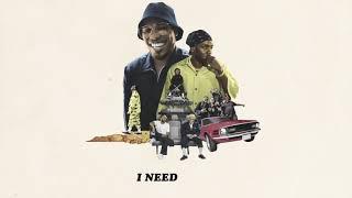Anderson .Paak   TINTS Ft. Kendrick Lamar