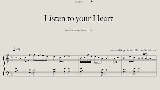 If you don't know what to do:  LISTEN TO YOUR HEART