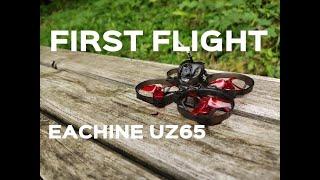 Eachine UZ65 First Flight