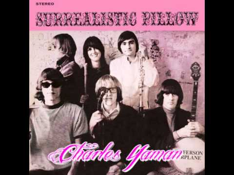 Jefferson Airplane - White Rabbit (Mono Single Version) With Lyrics