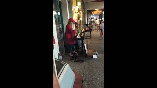 Tones And I   Busking In Byron Bay   March 2018