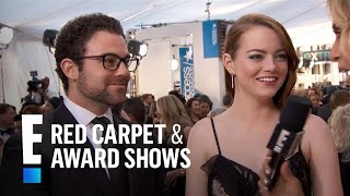 Emma Stones Craziest Audition Stories  E Live From The Red Carpet