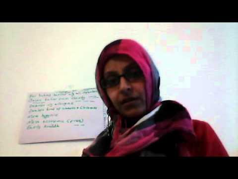 BreastFeeding VS. Bottle Feeding --- An oral presentation