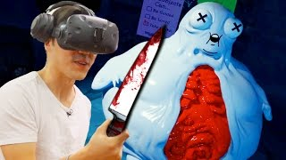 I KILLED THE KING OF VR!