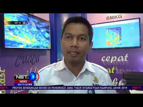 BMKG Prediksi Cuaca Buruk Terjadi Beberapa Hari Kedepan - NET24