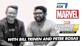 Your MARVEL ULTIMATE ALLIANCE 3: The Black Order questions answered!