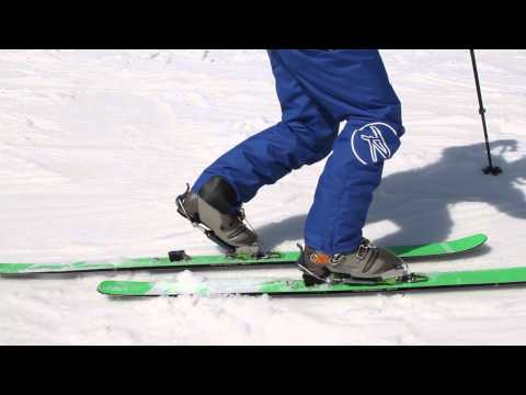 What is telemark skiing?