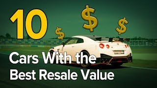 Top 10 Cars With the Best Resale Value