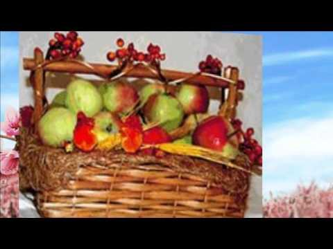 Яблочный Спас. С Праздником Вас!