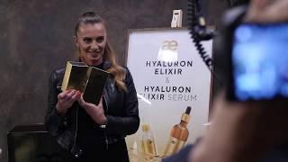 HYALURON ELIXIR a HYALURON ELIXIR SERUM - odhalenie v Ostrave