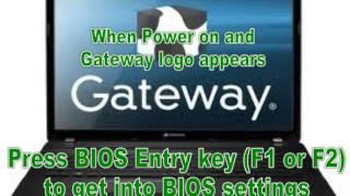 Gateway forgot password reset