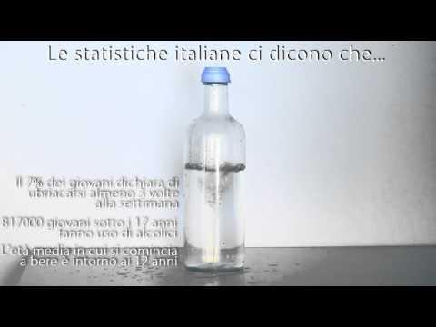 La schermatura di diagnosi di alcolismo