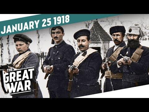Finská a ukrajinská občanská válka