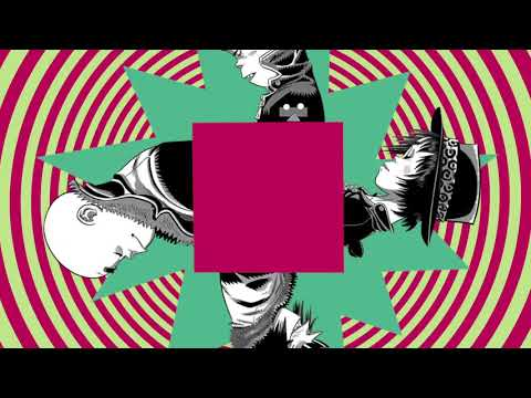 Gorillaz - Souk Eye (Visualiser)