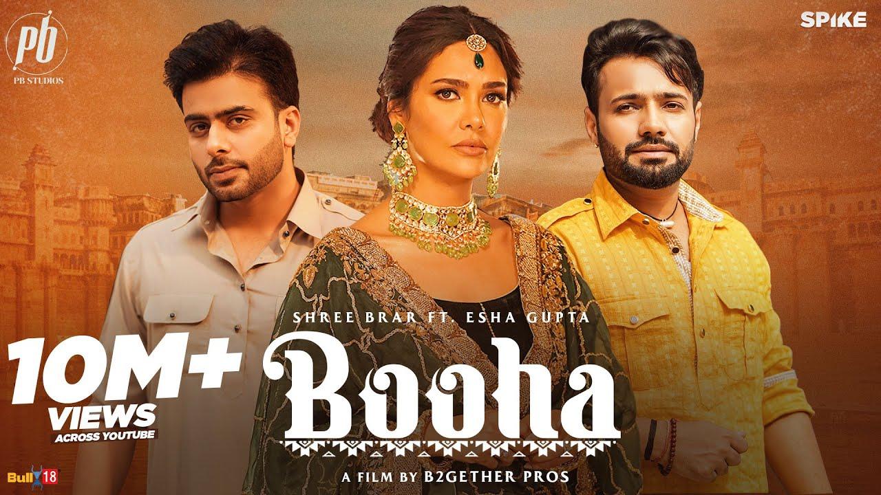 Booha Lyrics: Shree Brar