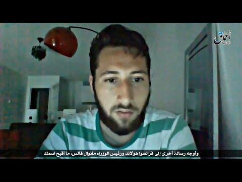 ИГИЛ опубликовало видеообращение одного из напавших на церковь (новости)