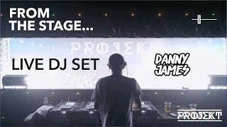 Playing to 2000 people…. LIVE DJ SET by DJ Danny James