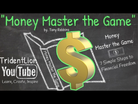 , title : 'Money Master the Game by Tony Robbins Summary Easily Explained!!!'