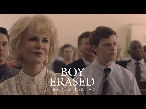 Movie Trailer: Boy Erased (0)