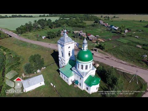 Церковь николая чудотворца ахунах в пензе