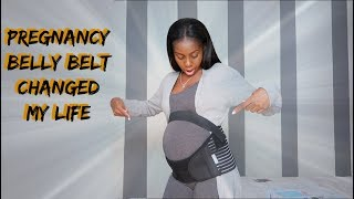 MATERNITY BELT | BELLY BAND | PREGNANCY BACK SUPPORT