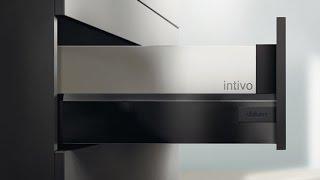 Blum Tandembox Intivo как правильно собрать и установить