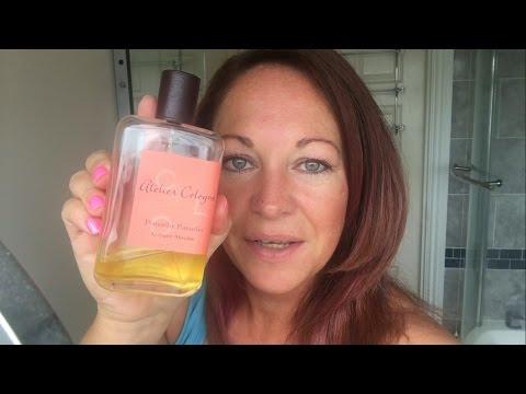 Pomelo paradis perfume review Atelier Cologne