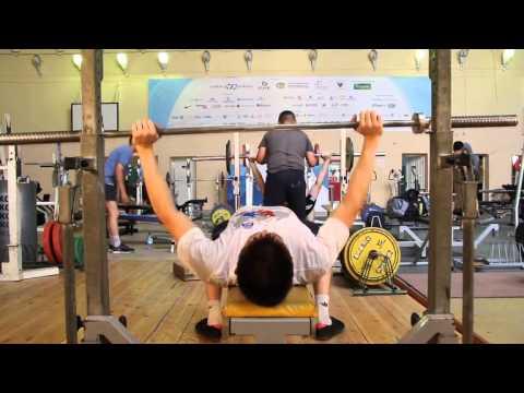 Видеопортрет участника чемпионата мира по мас-рестлингу Дмитрия Попова