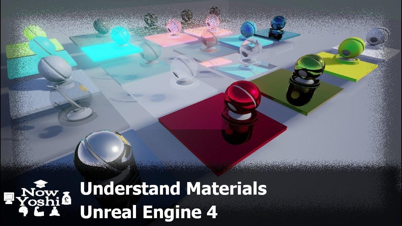 Materials   Tutorial   Unreal Engine 4