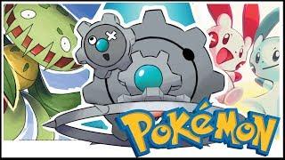 Klinklang  - (Pokémon) - Peor Pokémon de Cada Tipo