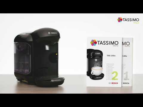 Inbetriebnahme Bosch TASSIMO VIVY 2