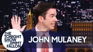 Watch John Mulaney Fully Miss His Cue in His First SNL Sketch