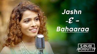 Jashn - E - Bahaaraa | Jodhaa Akbar | Sanah Moidutty