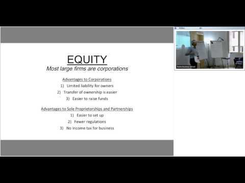Lecture on Finance - Online MBA - YouTube
