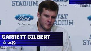 Garrett Gilbert: That's What You Live For As A Quarterback   Dallas Cowboys 2020