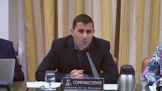Antonio Campos y Fernando Ureña comparecen en el Congreso para hablar de Educación Física