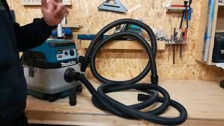 Makita 18V X2 LXT® (36V) Brushless AWS vacuum cleaner DVC864LZ